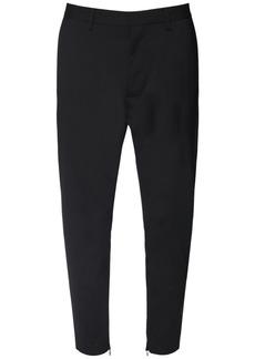 Dsquared2 14cm Skinny Dan Stretch Wool Pants