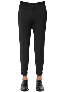 Dsquared2 16.5cm Admiral Fit Wool Cady Pants