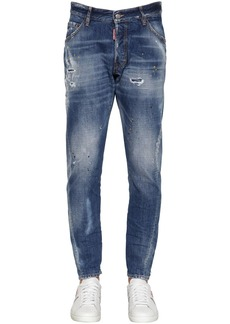 Dsquared2 16.5cm Classic Kenny Cotton Denim Jeans