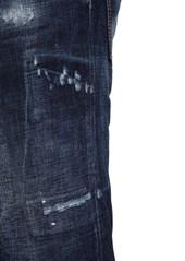 Dsquared2 16.5cm Cool Guy Cotton Blend Denim Jeans