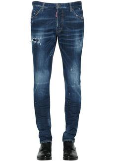 Dsquared2 16.5cm Cool Guy Destroyed Denim Jeans