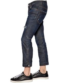 Dsquared2 18.5cm Biker Ski Stretch Denim Jeans