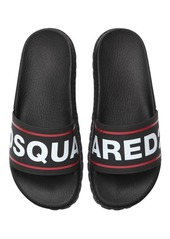 Dsquared2 20mm Logo Rubber Slide Sandals