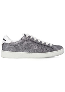 Dsquared2 20mm Santa Monica Glittered Sneakers