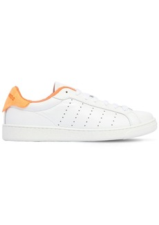 Dsquared2 20mm Santa Monica Leather Sneakers