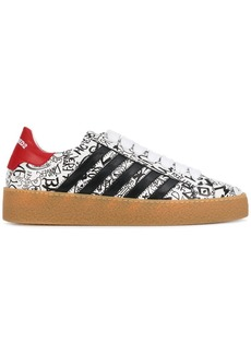 Dsquared2 251 graffiti sneakers