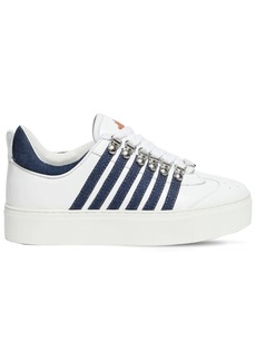 Dsquared2 30mm 251 Leather Sneakers