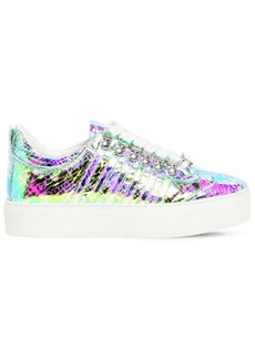 Dsquared2 30mm 251 Snake Print Sneakers