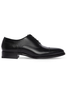 Dsquared2 30mm Leather Oxford Shoes