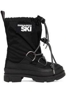 Dsquared2 30mm Logo Snow Boots