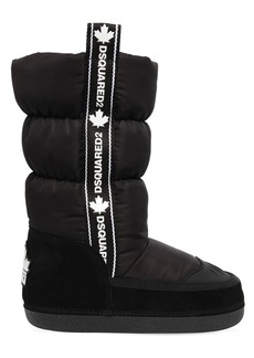 Dsquared2 30mm Tape Nylon Snow Boots