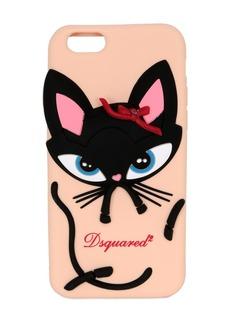 Dsquared2 3d Cat Silicone Iphone 6 Case