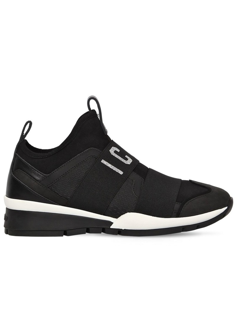 Dsquared2 40mm Icon Neoprene Sock Slip-on Sneakers