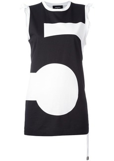 Dsquared2 #5 tank top