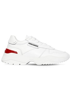 Dsquared2 50mm The 24 Leather Sneakers