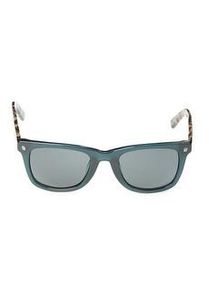 Dsquared2 52MM Square Sunglasses