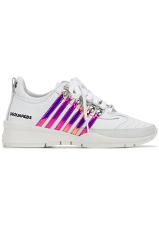 Dsquared2 551 holographic sneakers