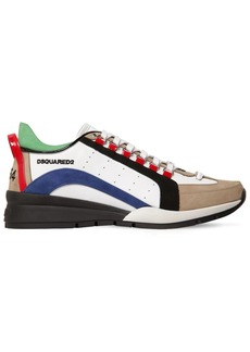 Dsquared2 551 Leather Low Top Sneakers