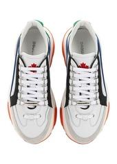 Dsquared2 60mm Bumpy 551 Leather Sneakers