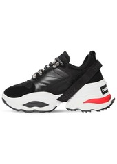 Dsquared2 70mm The Giant K2 Mesh & Suede Sneakers