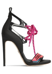 Dsquared2 90mm Alta Frequenza Leather Sandals