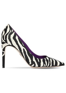 Dsquared2 90mm Animalier Jacquard Pumps