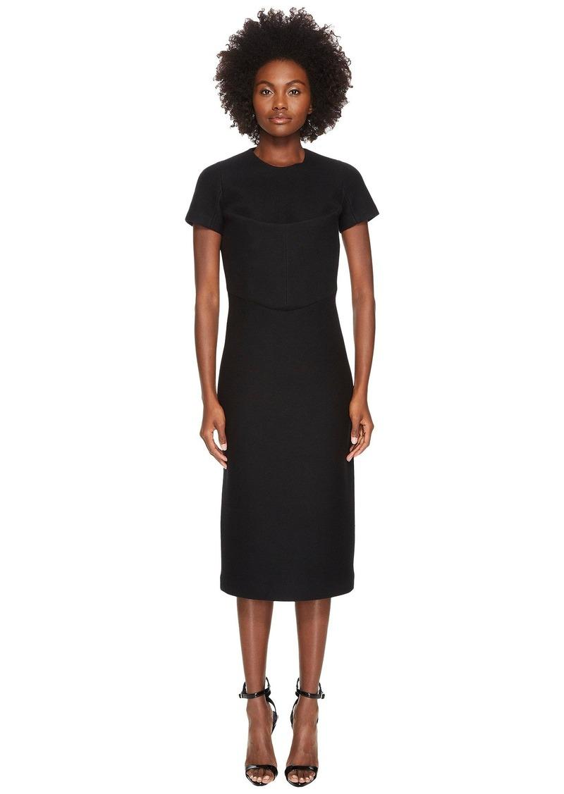 Dsquared2 Amish Jersey Short Sleeve Dress