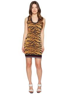 Dsquared2 Animal Tank Dress