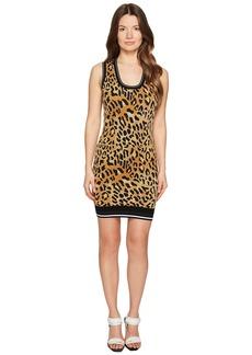 Dsquared2 Animal Tank Dress