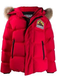 Dsquared2 Arctic Aten padded coat