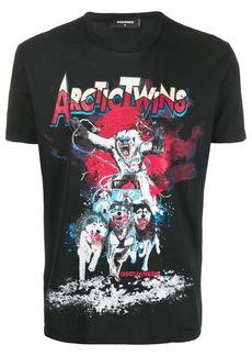 Dsquared2 Arctic Twins T-shirt