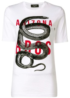 Dsquared2 Arizona print T-shirt