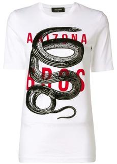 Dsquared2 Arizona print T-shirt