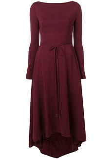 Dsquared2 asymmetric midi dress