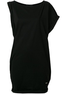Dsquared2 asymmetric T-shirt dress