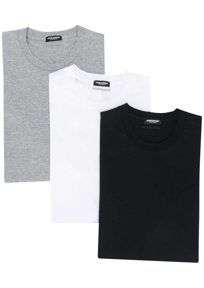 Dsquared2 basic T-shirt pack