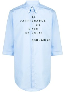 Dsquared2 Be Fashionable shirt