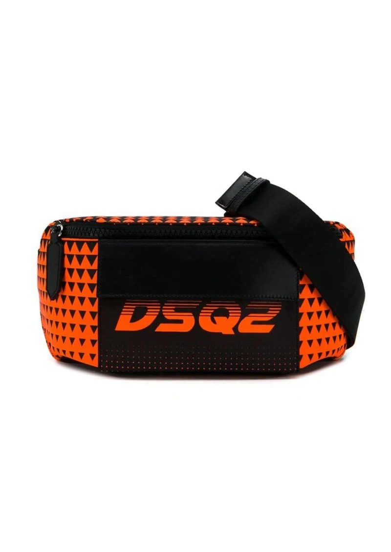 Dsquared2 Bionic Sport Dsq2 Race belt bag