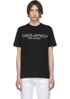 Dsquared2 Black Logo T-Shirt