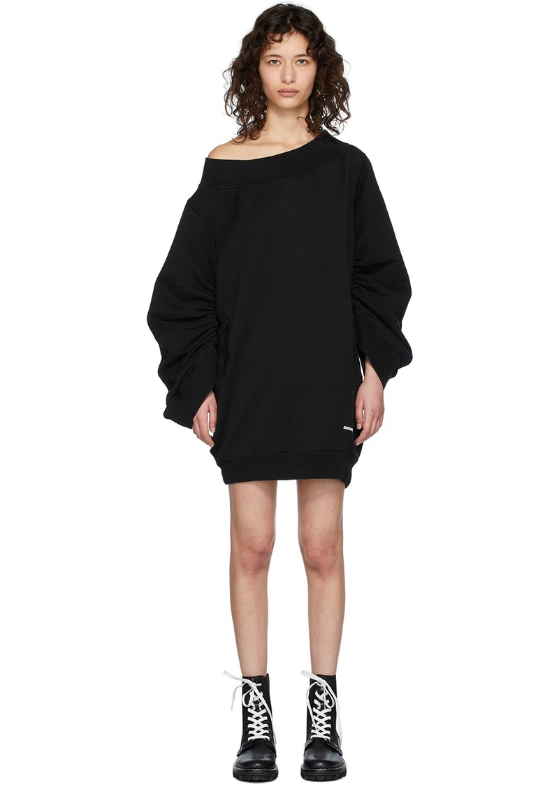 Dsquared2 Black Sweater Dress