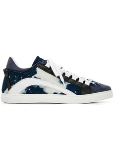 Dsquared2 bleached 551 sneakers