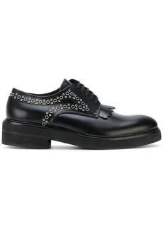 Dsquared2 Bobo eyelet embellished shoes