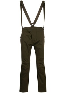 Dsquared2 brace-strap trousers
