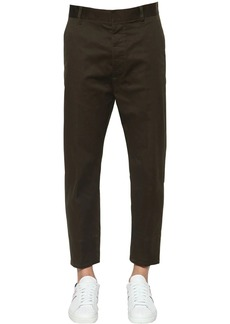 Dsquared2 Brad Stretch Cotton Twill Pants