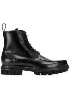 Dsquared2 brogue ankle boots