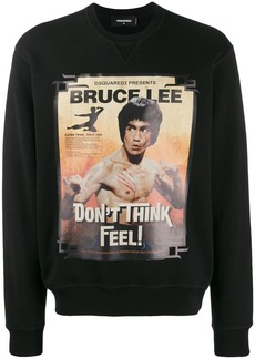 Dsquared2 Bruce Lee sweatshirt
