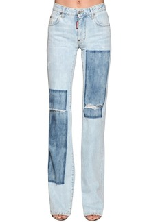 Dsquared2 Camilla Flared Denim Jeans