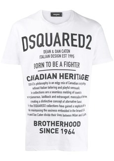 Dsquared2 Canadian Heritage T-shirt