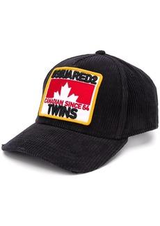 Dsquared2 Canadian Twins baseball cap