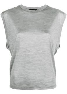 Dsquared2 cap sleeve vest